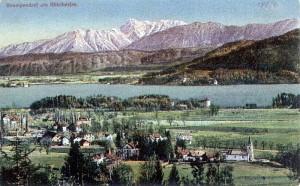 Ortsansicht süd 1922