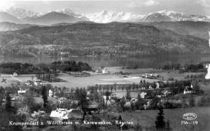 Ortsansicht süd 1933