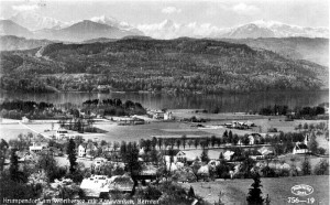 Ortsansicht süd 1942