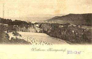 Ortsansicht südost 1898