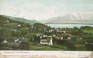Ortsansicht südost 1905