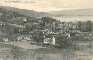 Ortsansicht südost 1906