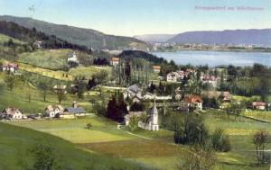 Ortsansicht südost 1912