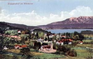 Ortsansicht südost 1923
