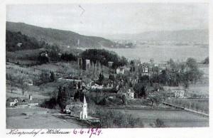 Ortsansicht südost 1924