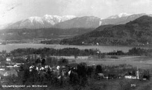 Ortsansicht südost 1925