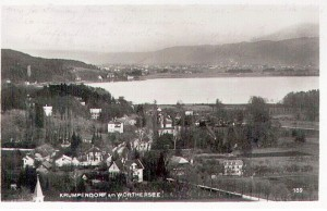 Ortsansicht südost 1927