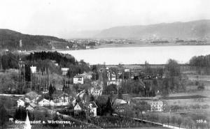 Ortsansicht südost 1930er Jahre