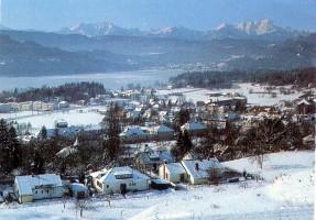 Ortsansicht südwest im Winter
