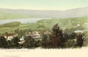Ortsansicht südwest 1900