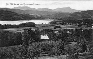 Ortsansicht südwest 1907