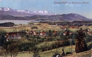 Ortsansicht südwest 1914