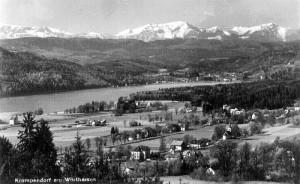 Ortsansicht südwest 1936