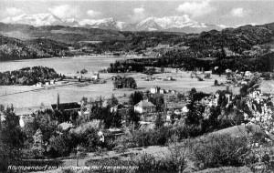 Ortsansicht südwest 1939