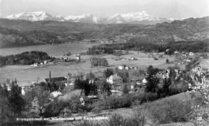 Ortsansicht südwest 1942