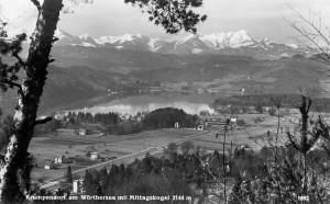 Ortsansicht südwest 1954