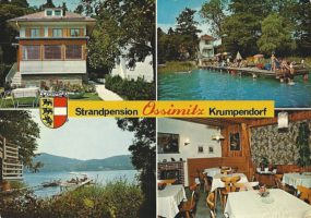 Strandpension Ossimitz, Koschatweg 49, 1979