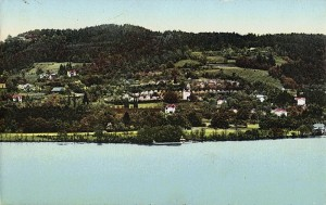 Panoramaansicht Krumpendorf 2 1912