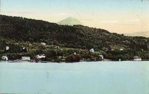 Panoramaansicht Krumpendorf 3 1912