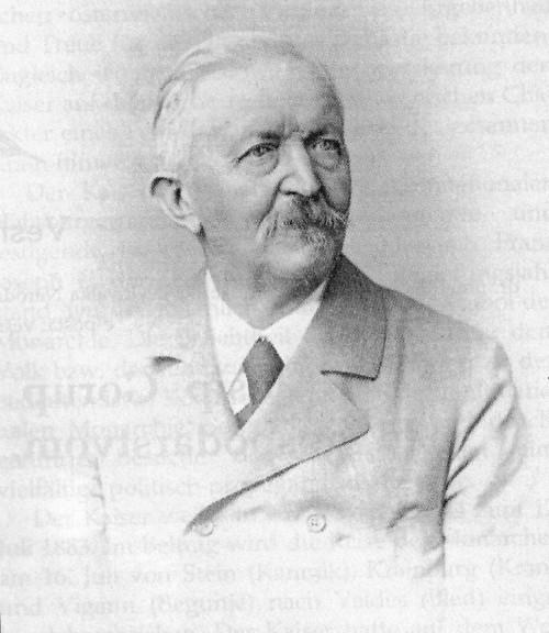 Josef Gorup zu seinem 70. Geburtstag 1904