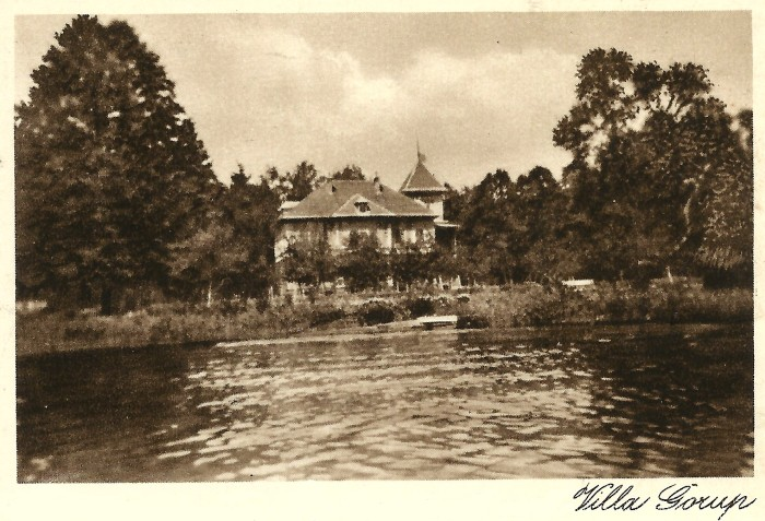 Villa Gorup 1937