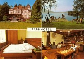Parkhotel, Pächter: Tischler