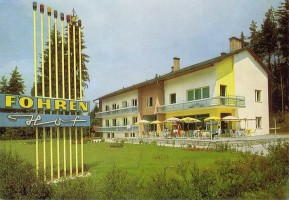 Pension Restaurant Föhrenhof 1962