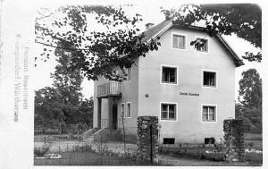 Pension Rosenheim 1952