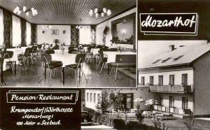 Pension u. Restaurant Mozarthof