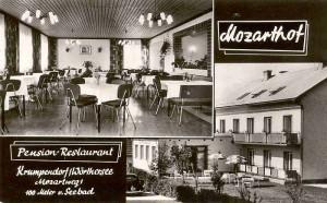 Pension u. Restaurant Mozarthof