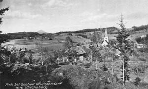 Pirk mit Ulrichsberg 1930er Jahre