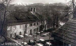 Plattenwirt 1925