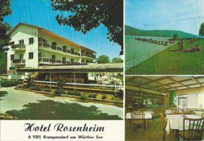 Hotel Rosenheim, Schlossallee 33