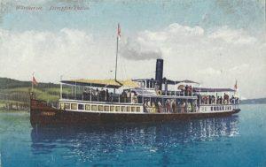 Wörherseeschiff Thalia 1923