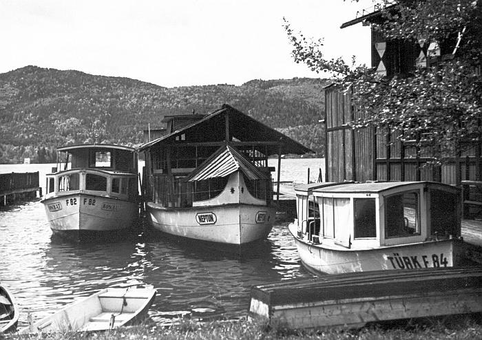Hafen Klagenfurt