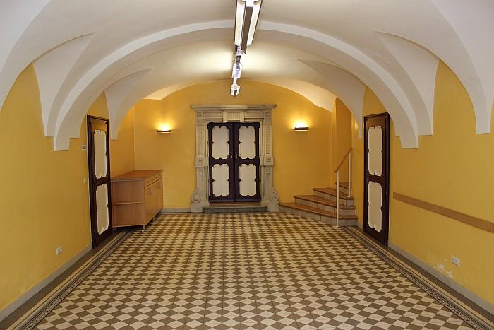 Schloss Krumpendorf Eingangsbereich 2018