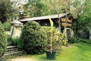 Schlossgarten Treppe