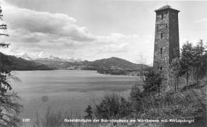 Schrottenburg Aussichtsturm 1939