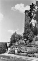 Schrottenburg mit Marterl 1940