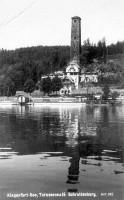 Schrottenburg Terrassencafé 1929