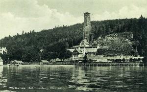 Schrottenburg 1931