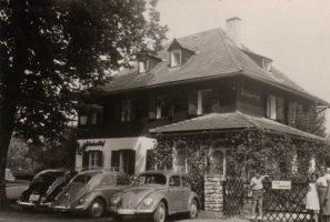 Pension Schuberhof 1958