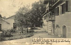 Schützenauer Franz Etablissement 1903