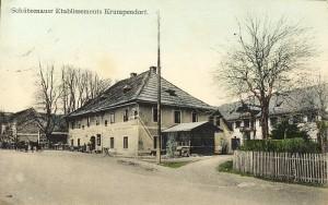 Schützenauer Etablissement 1909