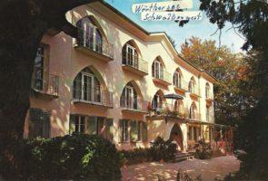 Hotelpension Schwalbennest 1968
