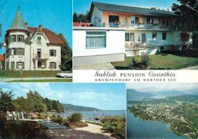 Seeblick Pension Carinthia ca. 1980