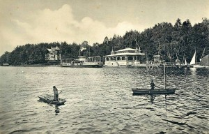 Seerestaurantion Krumpendorf 1903