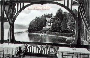 Seerestauration mit Ausblick 1903