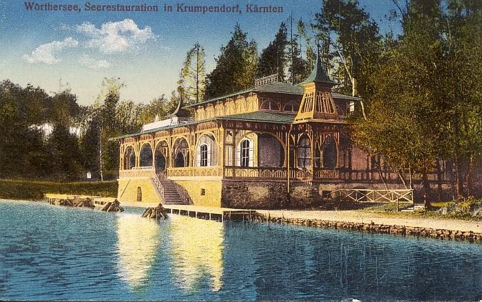 Seerestauration Krumpendorf