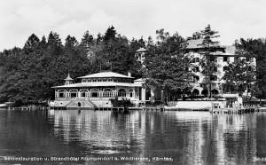 Seerestauration 1936
